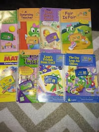 toddler's assorted story books East Alton, 62024