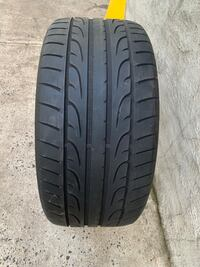 Dunlop sport tires 295/35/21. I have 4 matching tires.