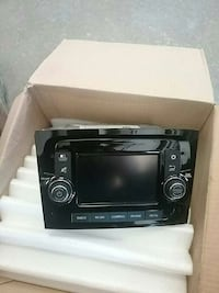 black touch screen stereo. Goes to a 2014 jeep Che Martinez, 30907