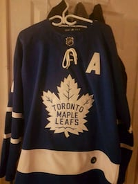 blue and white Dallas Cowboys jersey shirt St. Catharines, L2T 1Y1