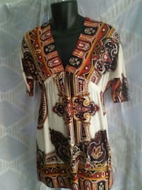 Dress with native design Merced, 95348