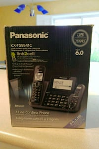 Panasonic handset with bluetooth brand new Richmond Hill, L4S 2E2