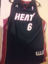 black and red heat basketball jersey Fort Washington, 20744