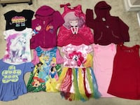 Girl clothes 5-6T Richmond, 77407