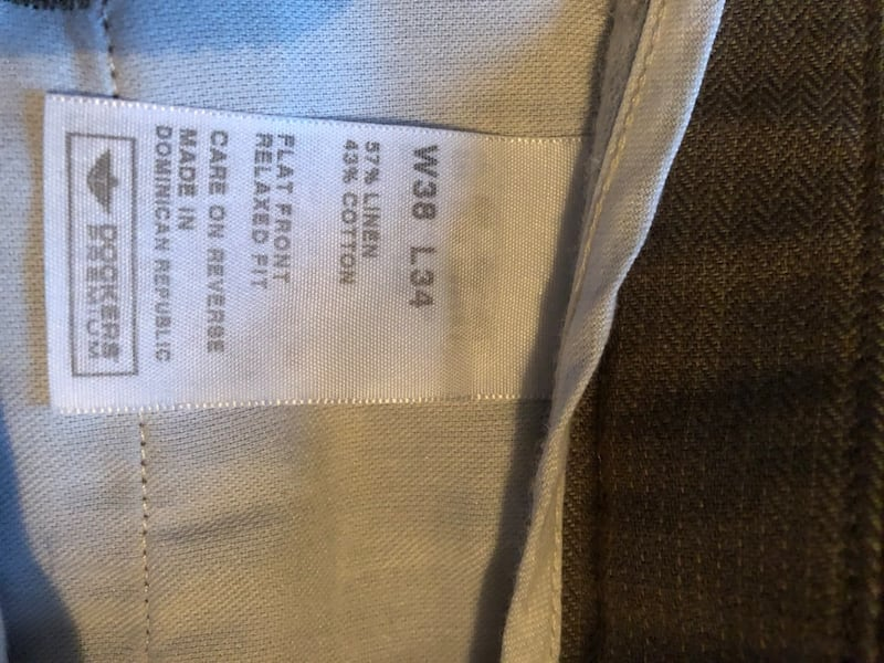 Men's formal/ dress pants-5 3