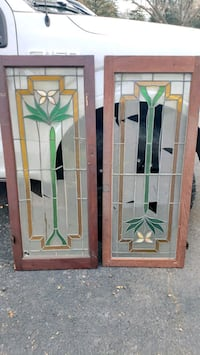 Stained glass windows / doors