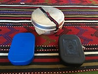 Trangia 25-1 camping stove, and cutlery set for two Uppsala, 752 40