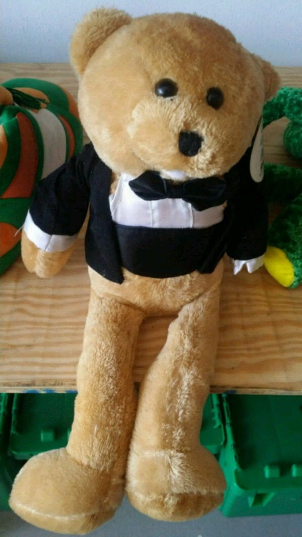 4623596c783 Used brown and black dog plush toy for sale in Hollywood - letgo