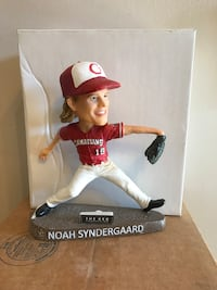 Noah Syndergaard Vancouver Canadians Bobblehead Whitchurch-Stouffville, L4A
