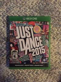 Just Dance 2016 Xbox One game case