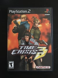 playstation 2 time crisis 3 Long Beach, 90804