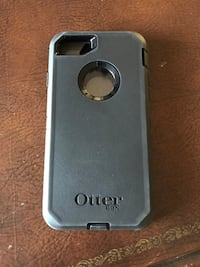 gray OtterBox Defender Series iPhone case Brampton, L6P 2A4