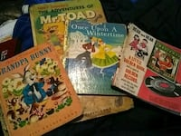 Walt Disney and Golden Books 1948-1950 good shape Indianapolis, 46219