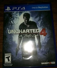 Uncharted 4- PS4