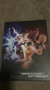 Tekken Hybrid game poster Charleston, 25387