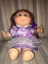 """Cabbage Patch doll 14"""" Jessup, 20794"""