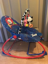 Baby vibrating chair  Laval, H7V 1W2