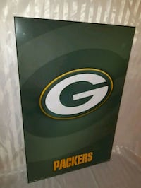 Green Bay Packers 24 X 36 plaque (2003) Mississauga, L5N 6T9