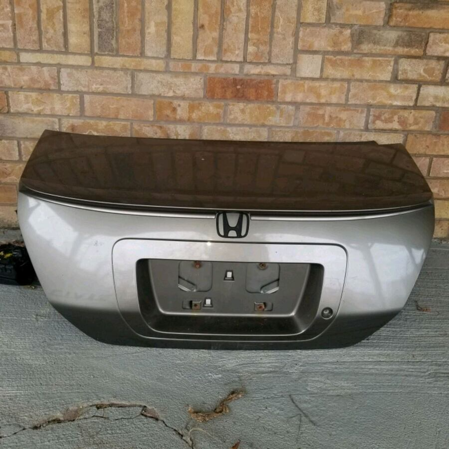 2006 2011 civic coupe si trunk