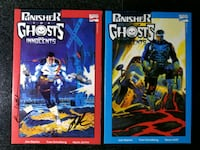 Punisher the Ghosts of Innocents 1 & 2  Upper Marlboro, 20774