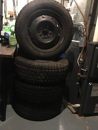 four vehicle tires Ottawa, K2H 7B5