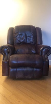 Leather Recliner Portland, 97239
