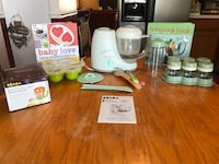 Beaba Babycook Classic Baby Food Maker with Accessories Dumfries, 22025