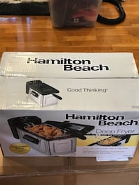 Hamilton Beach Fryer