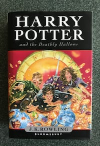 Harry Potter And The Deathly Hallows Potomac
