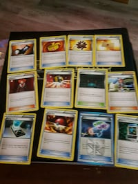 Pokemon trading card collection Toronto, M1M