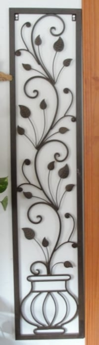 set of 2 metal wall decor Havelock, ON K0L 1Z0, Canada