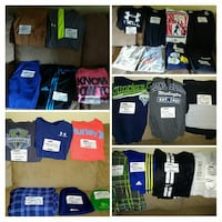Youth/teen Boys Clothes Lot - 28 items