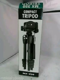 MX 350 Adjustable height Tripod New with out box Derry, 03038