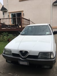 Alfa Romeo 164 - 1991 - Collectors classic car