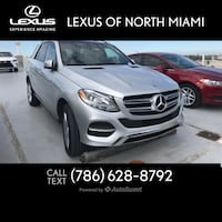 2017 Mercedes-Benz GLE 350 GLE 350 Miami, 33181