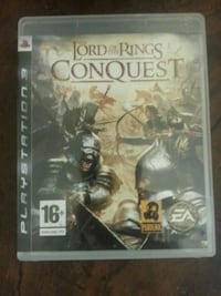 Lord of the Rings Conquest Ps 3