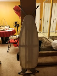 Wide Ironing board with cover. Laurel, 20707