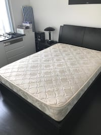 Double Spring Mattress 1-Year New Markham