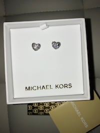 Authentic Michael Kors Brand New Earrings Alexandria, 22307