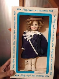 Shirly Temple doll collection with box Greenville, 27834
