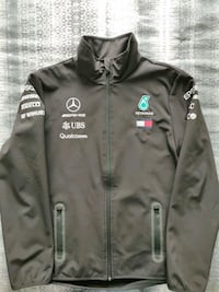 Mercedes AMG Petronas 2018 Team Softshell Jacket Vaughan, L4H 0P8