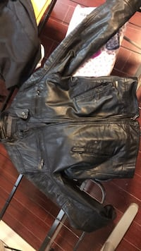 Calvin Klein  Leather Jacket S Daly City, 94015