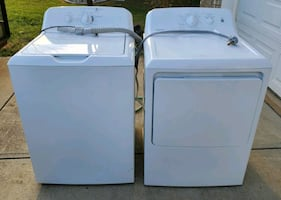 Hotpoint by GE Washer and Dryer