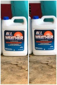 Green Coolant %100 concentrate. Huntington Beach, 92647