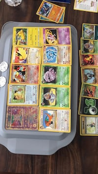 assorted Pokemon trading card collection Milford, 45150