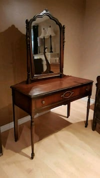 Make-up Vanity or Hall Table