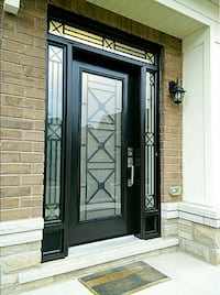 NEW WROUGHT IRON & DECORATIVE DOOR GLASS INSERTS  Guelph