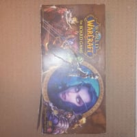READ AD: 2005 world of warcraft board game AS IS Edmonton, T6X 1G7