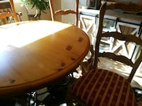 two brown wooden windsor chairs Arlington, 98223