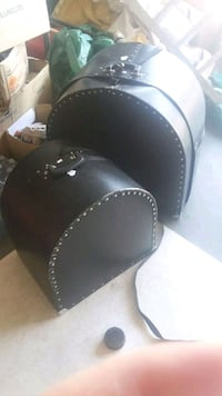 Drum cases nomad floor tom and bass $90 for the pair Edmonton, T6K 3Y8
